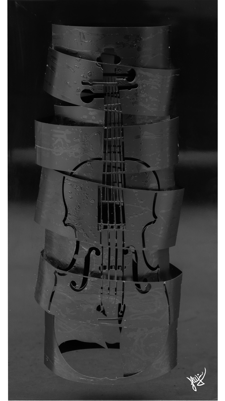 1° Violino   Nero