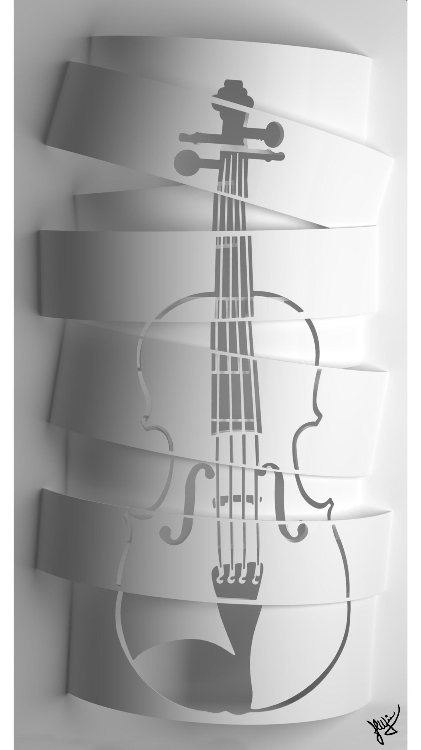 violino_bianco